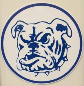 DHS Bulldog Logo