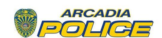 Arcadia Police Dept
