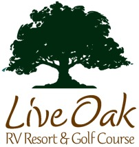 live oak RV resort logo